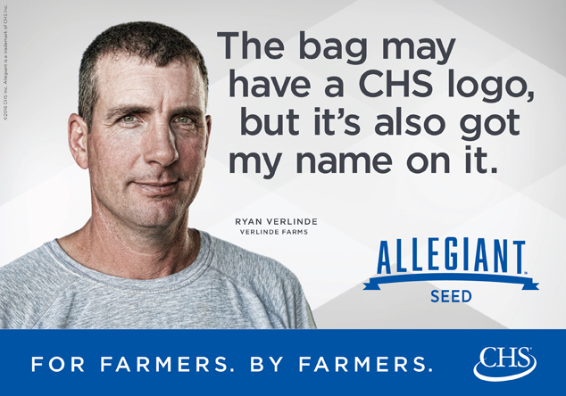 Allegiant Seed. Click to Learn More.